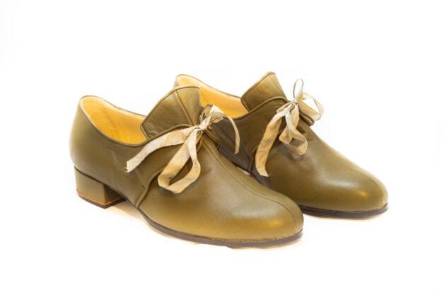 calzatura 700 uomo verde oliva