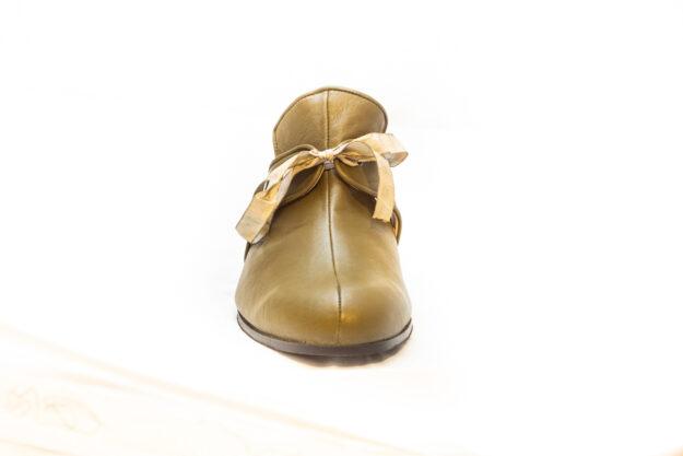 calzatura 700 uomo verde oliva 4