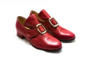 calzatura 700 uomo rosso nicolao atelier 1
