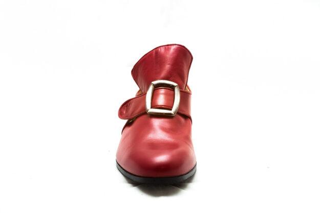 calzatura 700 uomo rosso nicolao atelier 2