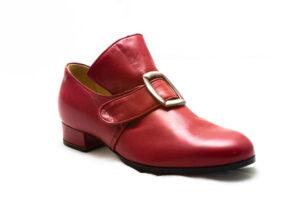 calzatura 700 uomo rosso nicolao atelier 3