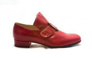 calzatura 700 uomo rosso nicolao atelier 4