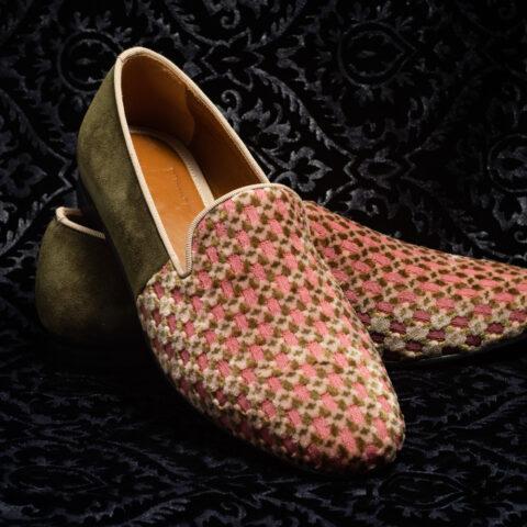 pantofole oro nicolao atelier