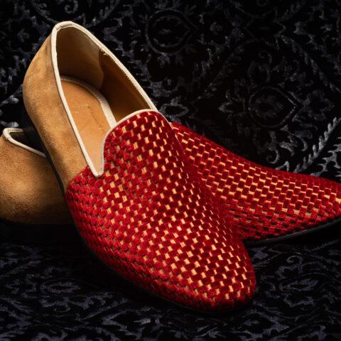 pantofola rossa nicolao atelier venezia