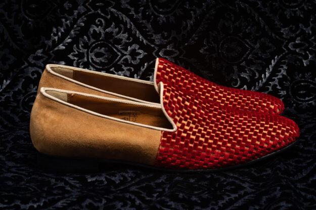 pantofola rossa nicolao atelier venezia 3