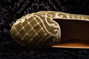 pantofola verde oliva nicolao atelier 5