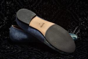 pantofola azzurro verde acaqua nicolao atelier 3
