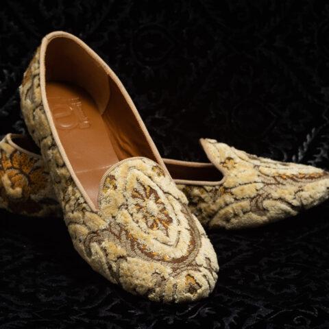 pantofola giallo nicolao atelier 2