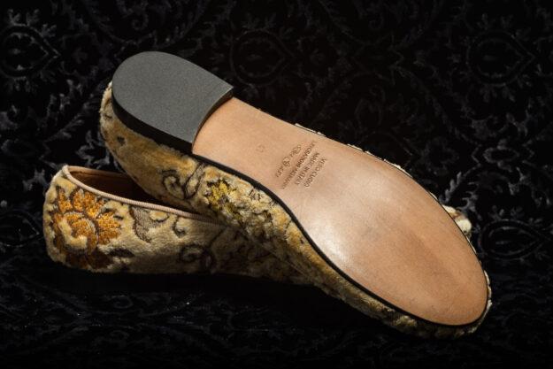 pantofola giallo nicolao atelier 3