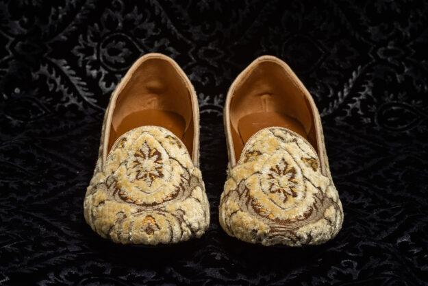pantofola giallo nicolao atelier 4