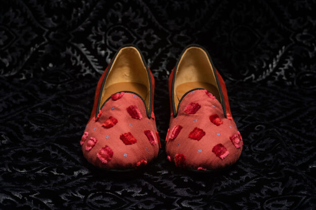pantofola rombi nicolao atelier 4