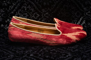 pantofola donna rossa nicolao atelier 4
