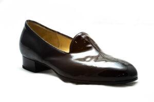 pantofole vernice nera nicolao atelier 3
