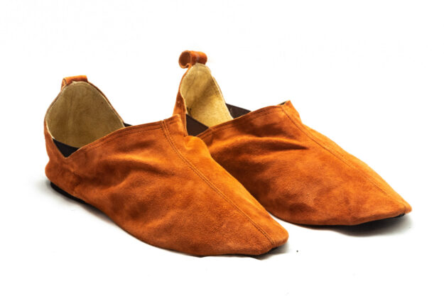 calzatura cognac nicolao atelier venezia