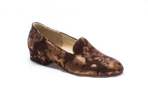 calzatura pantofola marrone nicolao atelier 3