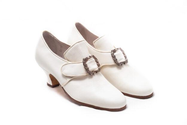 calzatura bianco nicolao atelier 1