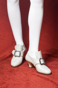 calzatura bianco nicolao atelier venezia 1