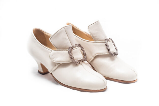 calzatura bianco nicolao atelier venezia