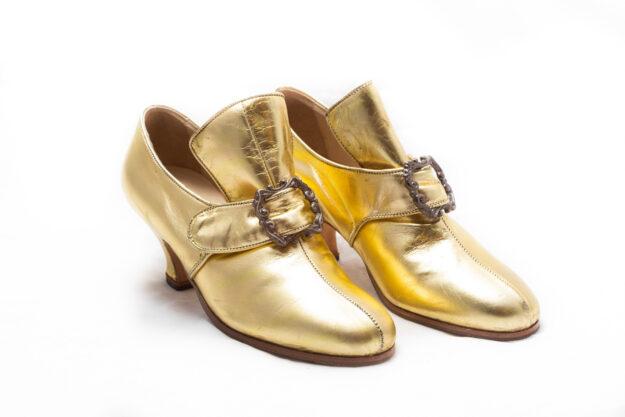 calzatura oro nicolao atelier