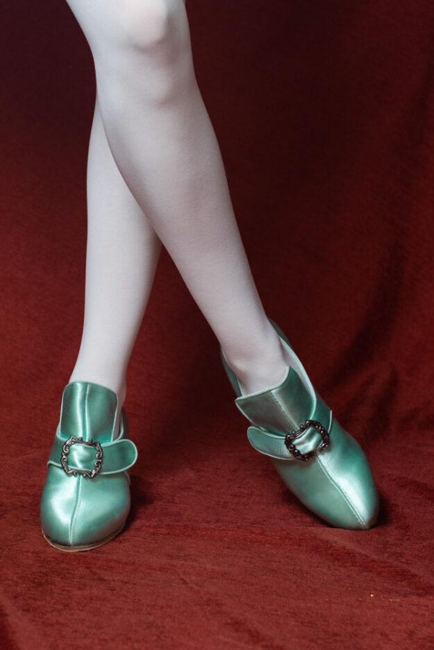 calzatura tiffany nicolao atelier