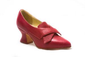 calzatura 700 rosso vitello nicolao atelier 2