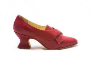 calzatura 700 rosso vitello nicolao atelier 3