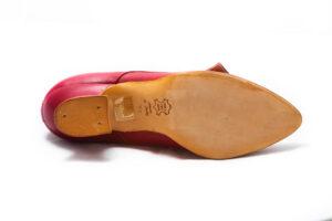 calzatura 700 rosso vitello nicolao atelier 4