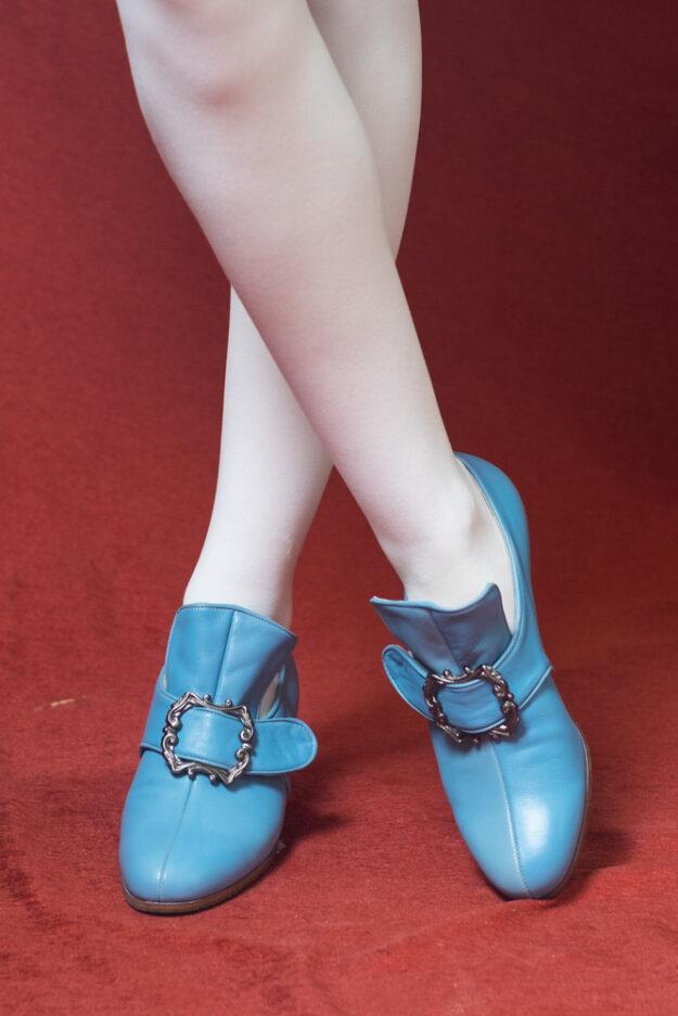 calzatura azzurro nicolao atelier 2