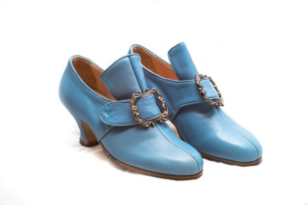 calzatura azzurro nicolao atelier 1