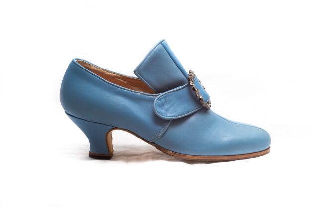calzatura azzurro nicolao atelier 5
