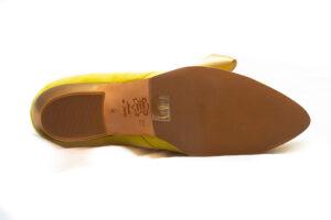 calzatura 700 verde camoscio nicolao atelier 4