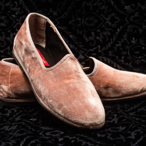 pantofola rosa salmone donna nicolao atelier