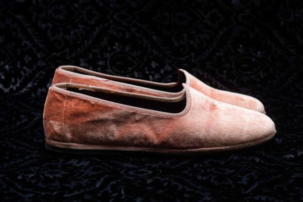 pantofola rosa salmone donna nicolao atelier 2
