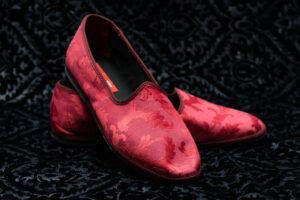 pantofola rossa donna nicolao atelier venezia