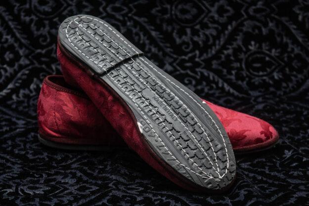 pantofola rossa donna nicolao atelier venezia 1