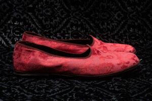 pantofola rossa uomo nicolao atelier venezia 2