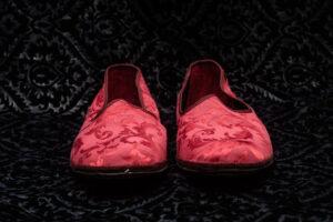 pantofola rossa uomo nicolao atelier venezia 3