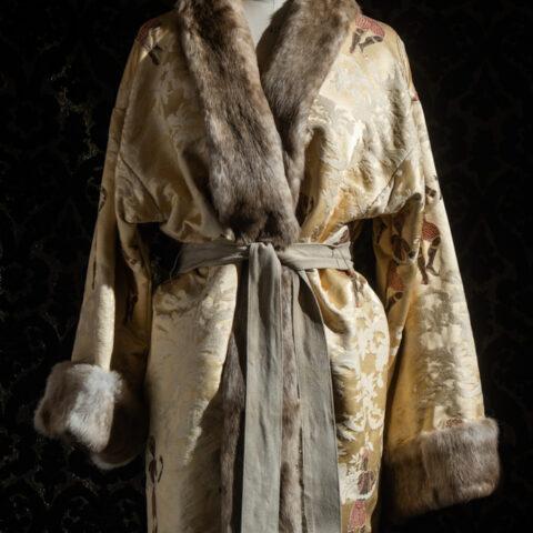 giacca kimono nicolao atelier venezia