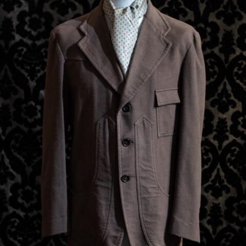 giacca tortora uomo nicolao atelier venezia 1
