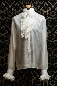 camicia uomo in seta nicolao atelier venezia 2