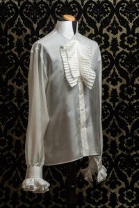 camicia uomo in seta nicolao atelier venezia 4